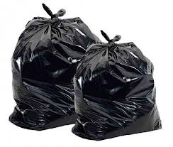 Photo of garbage bags