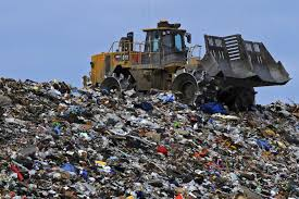 Picture of landfill