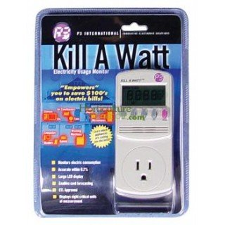 Kill-A-Watt Meter